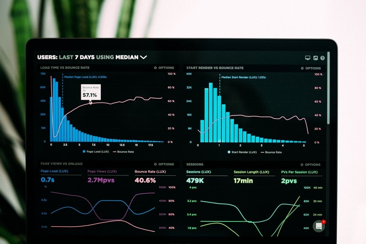 Internet of Things dashboard interface